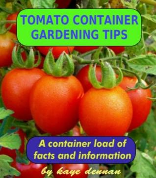 Tomato Container Gardening Tips