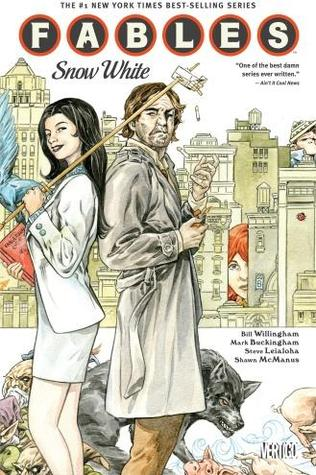 Fables, Vol. 19: Snow White(Fables 19)
