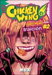 Chicken Wing 2: Traicion(Chicken Wing 2)