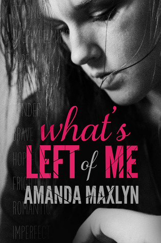 What's Left of Me by Amanda Maxlyn
