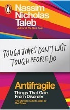 Antifragile: Things That Gain from Disorder por Nassim Nicholas Taleb
