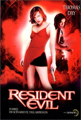 Resident Evil by Thomas  Day