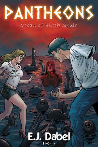 Ocean of Black Souls (Pantheons, #4)