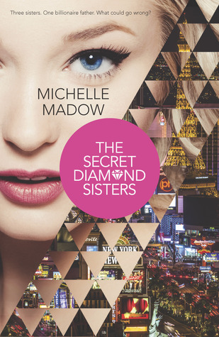 The Secret Diamond Sisters series by Michelle Madow thumbnail