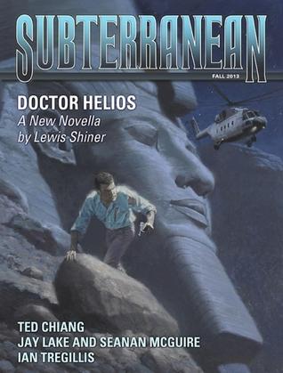 Subterranean Magazine Fall 2013