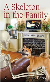 A Skeleton in the Family (Family Skeleton Mystery, #1)