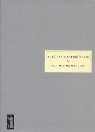 Ebook They Can't Ration These by Georges de Mauduit TXT!
