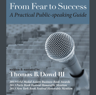 From Fear to Success A Practical Publicspeaking Guide Audiobook 3CD