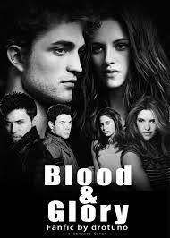 Blood & Glory (Gravity #1)