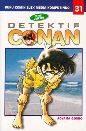 Detektif Conan Vol. 31 by Gosho Aoyama