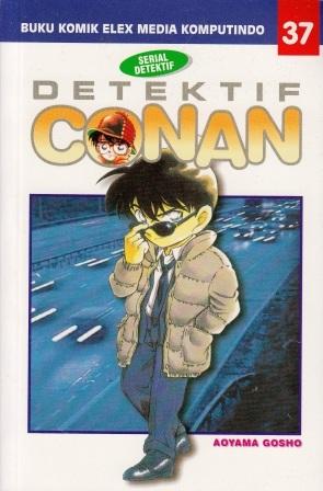 Detektif Conan Vol. 37 by Gosho Aoyama