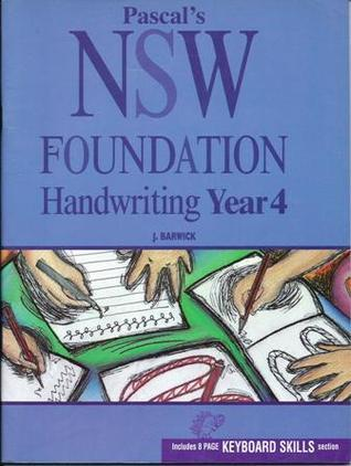 NSW Foundation Handwriting: Year 4