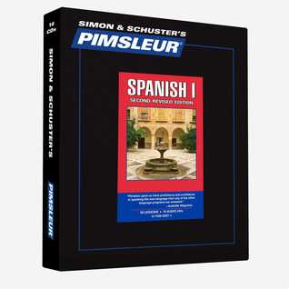 Pimsleur Spanish Level 1 CD: Learn to Speak and Understand Latin American Spanish with Pimsleur Language Programs(Pimsleur Comprehensive Spanish)