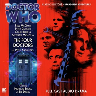 Doctor Who: The Four Doctors(Big Finish Doctor Who Audio Dramas: Bonus Releases IX)