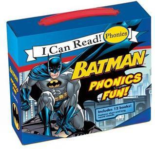 Batman Classic: Batman Phonics Fun