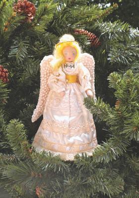 the christmas tree angel - Christmas Tree Angel