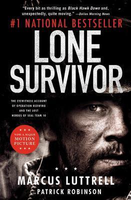 Lone Survivor : Marcus Luttrell (Patrick Robinson)