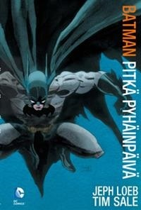 Batman – Pitkä pyhäinpäivä by Jeph Loeb