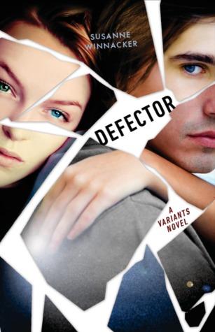 Defector by Susanne Winnacker