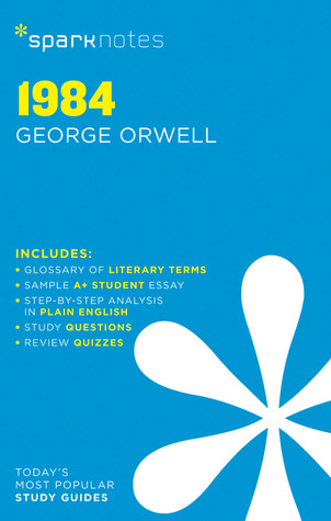 george orwell sparknotes literature guide by sparknotes 18282117