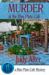 Murder at the Blue Plate Café (Blue Plate Café Mystery #1)