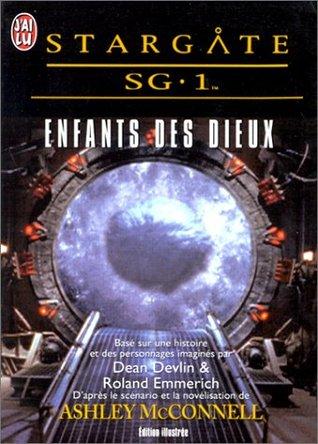 Enfants des dieux (Stargate SG-1, Tome #01) par Ashley Macconnell