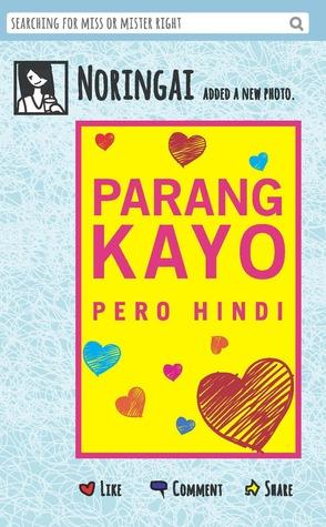 Parang Kayo Pero Hindi EPUB