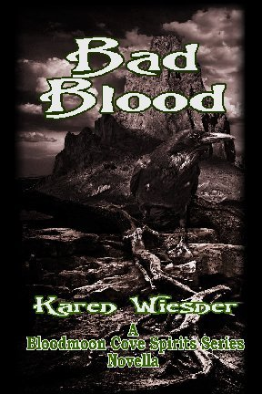 Bad Blood (Bloodmoon Cove Spirits)