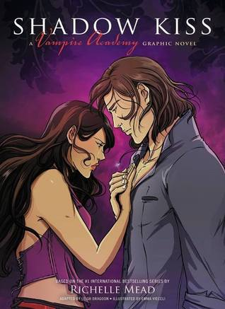 Shadow Kiss: The Graphic Novel