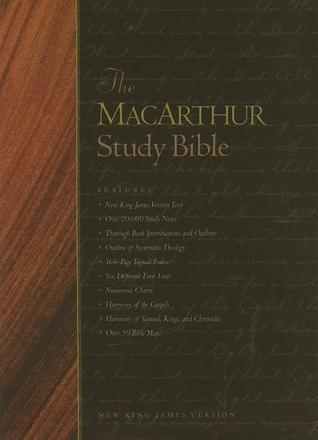 The MacArthur Study Bible