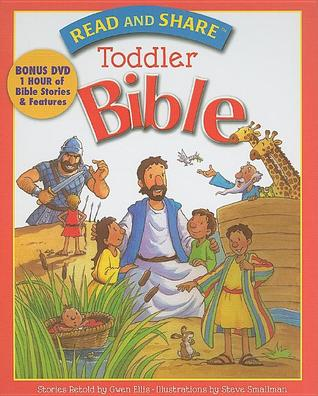 Read and Share Toddler Bible (Read and Share (Tommy Nelson))