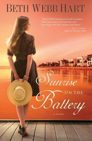 Sunrise on the battery by Beth Webb Hart