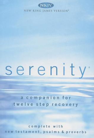 NKJV, Serenity, Paperback, Red Letter: A Companion for Twelve Step Recovery