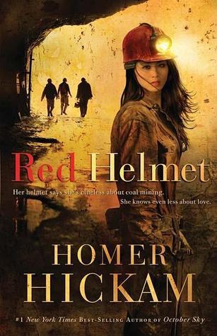 Red Helmet by Homer Hickam