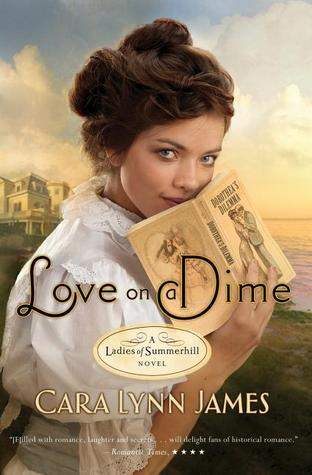 Ebook Love on a Dime by Cara Lynn James DOC!