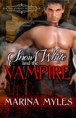 Snow White and the Vampire (The Cursed Princes, #2)