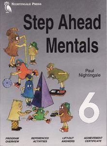 Step Ahead Maths Mentals:  Year 6