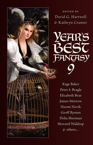 Year's Best Fantasy #9