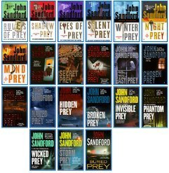 The Prey Series (Lucas Davenport, #1-21)