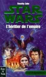 L'Héritier de L'empire (La Croisade noire du jedi fou, #1)