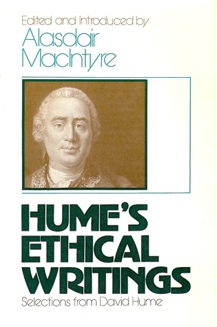 Ethical Writings: Selections from David Hume