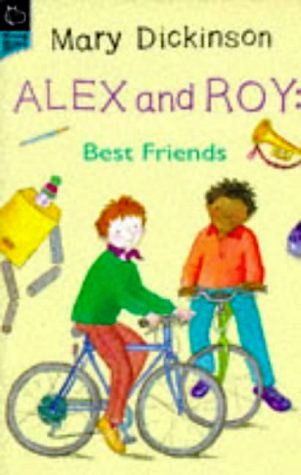 Alex And Roy: Best Friends