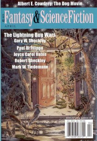 Fantasy & Science Fiction, April 2003 (The Magazine of Fantasy & Science Fiction, #616)
