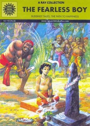 The Fearless Boy ( Amar Chitra Katha 336 & 710 )