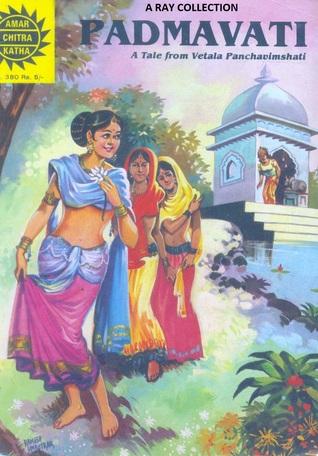 Padmavati ( Amar Chitra Katha 380 )