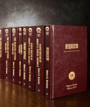 Robert A. Heinlein's the Virginia Edition [The Complete 46 Volume Collectors Set]