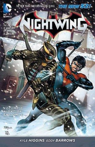 Nightwing, Vol. 2: Night of the Owls