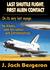 Last Shuttle Flight, First ...