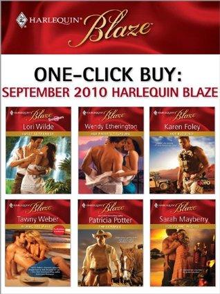 One-Click Buy: September 2010 Harlequin Blaze