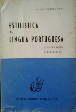 Estilística da Língua Portuguesa